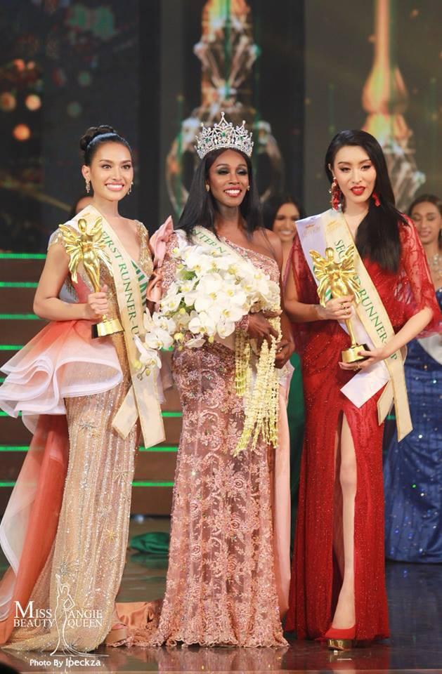 Tân Hoa hậu Chuyển giới quốc tế 2019: Vòng 1 khủng, từng lộ clip nhảy thoát y phản cảm - Ảnh 2.