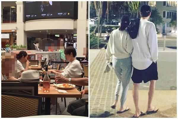 Hình ảnh ấm lòng giữa chảo lửa thị phi: Kim Woo Bin và Shin Min Ah khoác tay tình tứ, hẹn hò bình yên tại Úc - Ảnh 2.