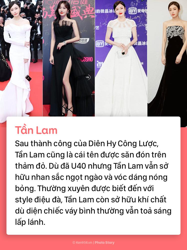 5 sao nữ sẽ thế chỗ Phạm Băng Băng trở thành nữ hoàng thảm đỏ 2019 - Ảnh 5.