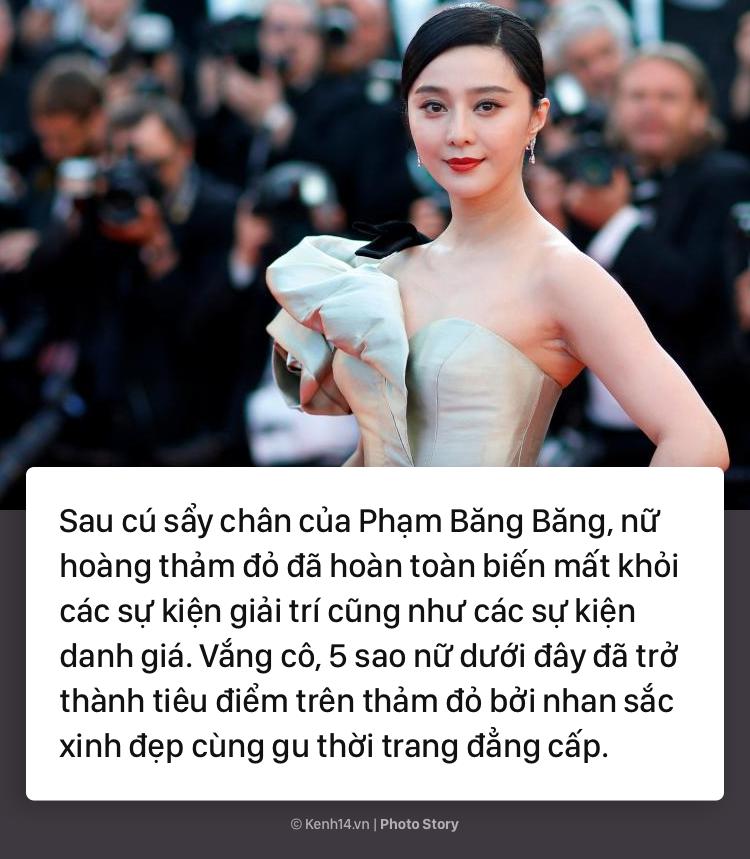 5 sao nữ sẽ thế chỗ Phạm Băng Băng trở thành nữ hoàng thảm đỏ 2019 - Ảnh 1.