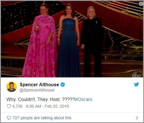 """Thiếu MC dẫn lễ trao giải thì đã sao, """"vắng mợ chợ vẫn đông"""" tại Oscar 2019! - Ảnh 11."""