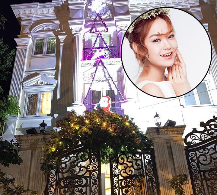 Sao Việt khoe nhà triệu đô được trang trí rực rỡ đón Giáng Sinh - 6