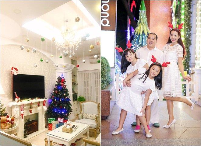 Sao Việt khoe nhà triệu đô được trang trí rực rỡ đón Giáng Sinh - 5