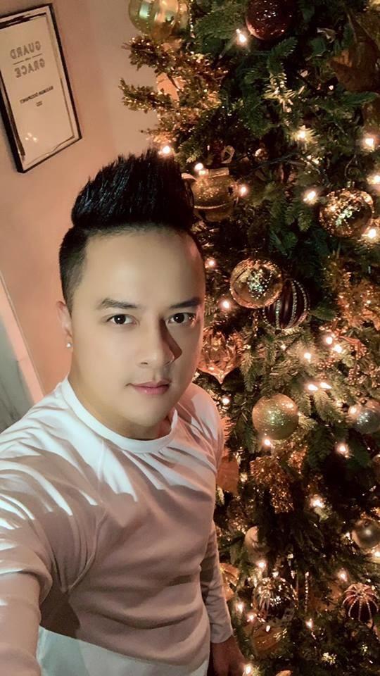 Sao Việt khoe nhà triệu đô được trang trí rực rỡ đón Giáng Sinh - 3