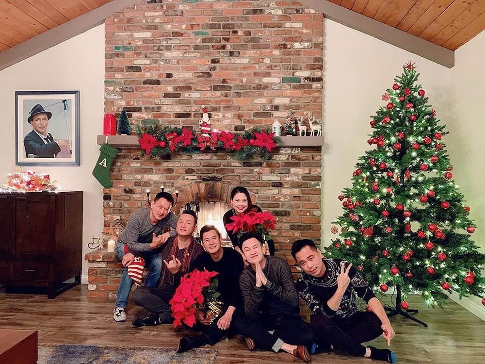 Sao Việt khoe nhà triệu đô được trang trí rực rỡ đón Giáng Sinh - 9