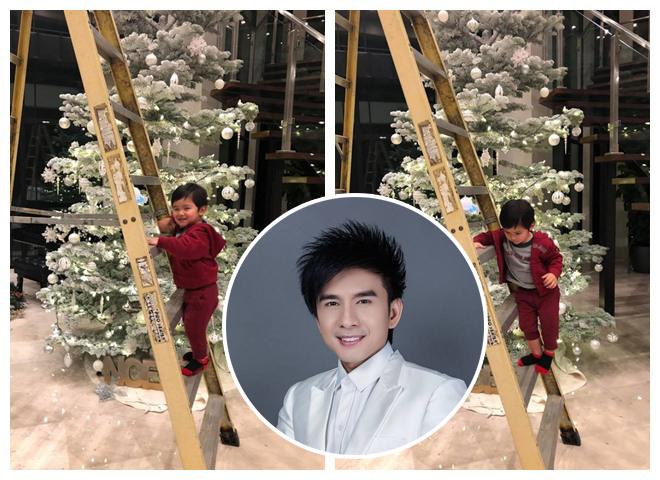 Sao Việt khoe nhà triệu đô được trang trí rực rỡ đón Giáng Sinh - 10