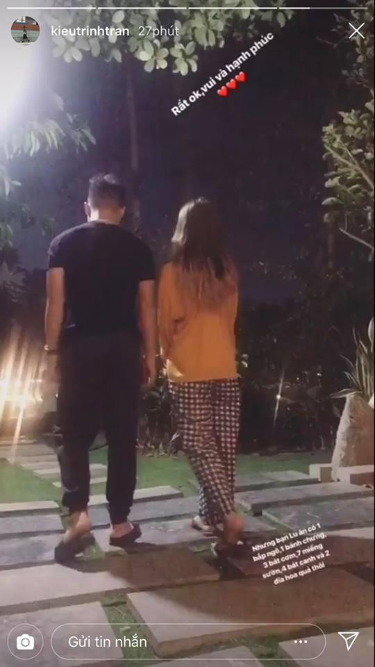 Quang Hải và bạn gái cùng nhau đi nghỉ dưỡng ở resort, đập tan tin đồn chia tay - Ảnh 2.