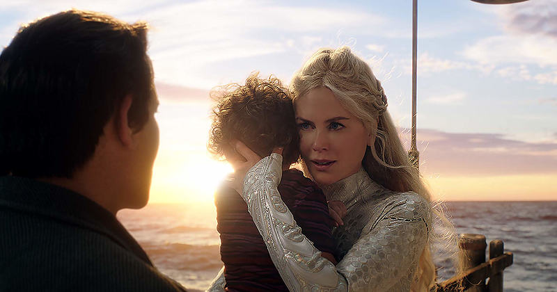 Nicole Kidman lên phim trông rất đẹp và quý phái. (IMDb)