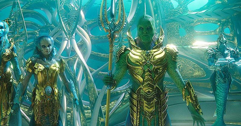 Tài năng của James Wan được chứng minh với Aquaman: Đế Vương Atlantis. (IMDb)