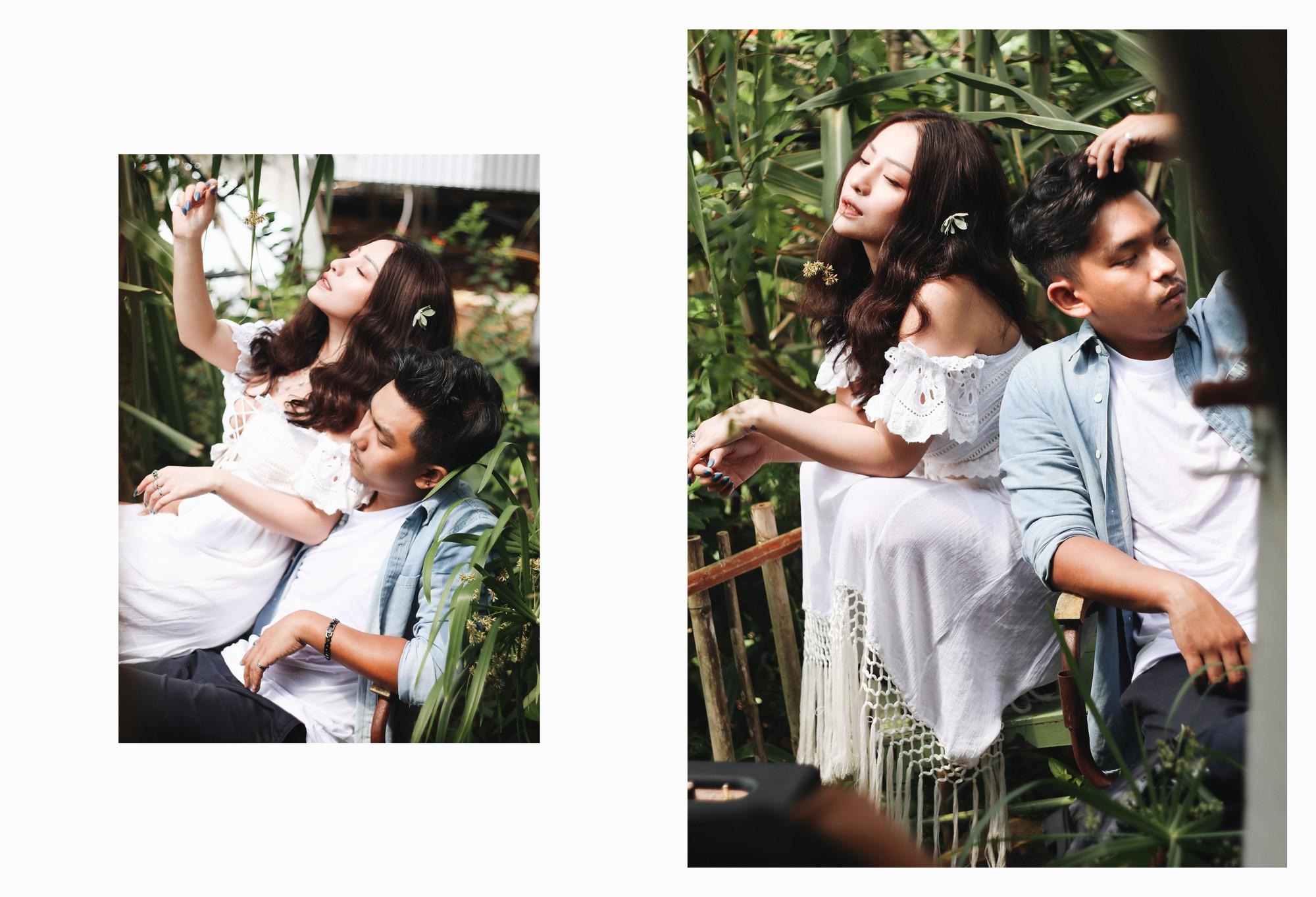 Trước hôn lễ vài ngày, cuối cùng MiA cũng hé lộ loạt ảnh cưới đẹp như MV khiến dân tình ngất ngây - Ảnh 2.