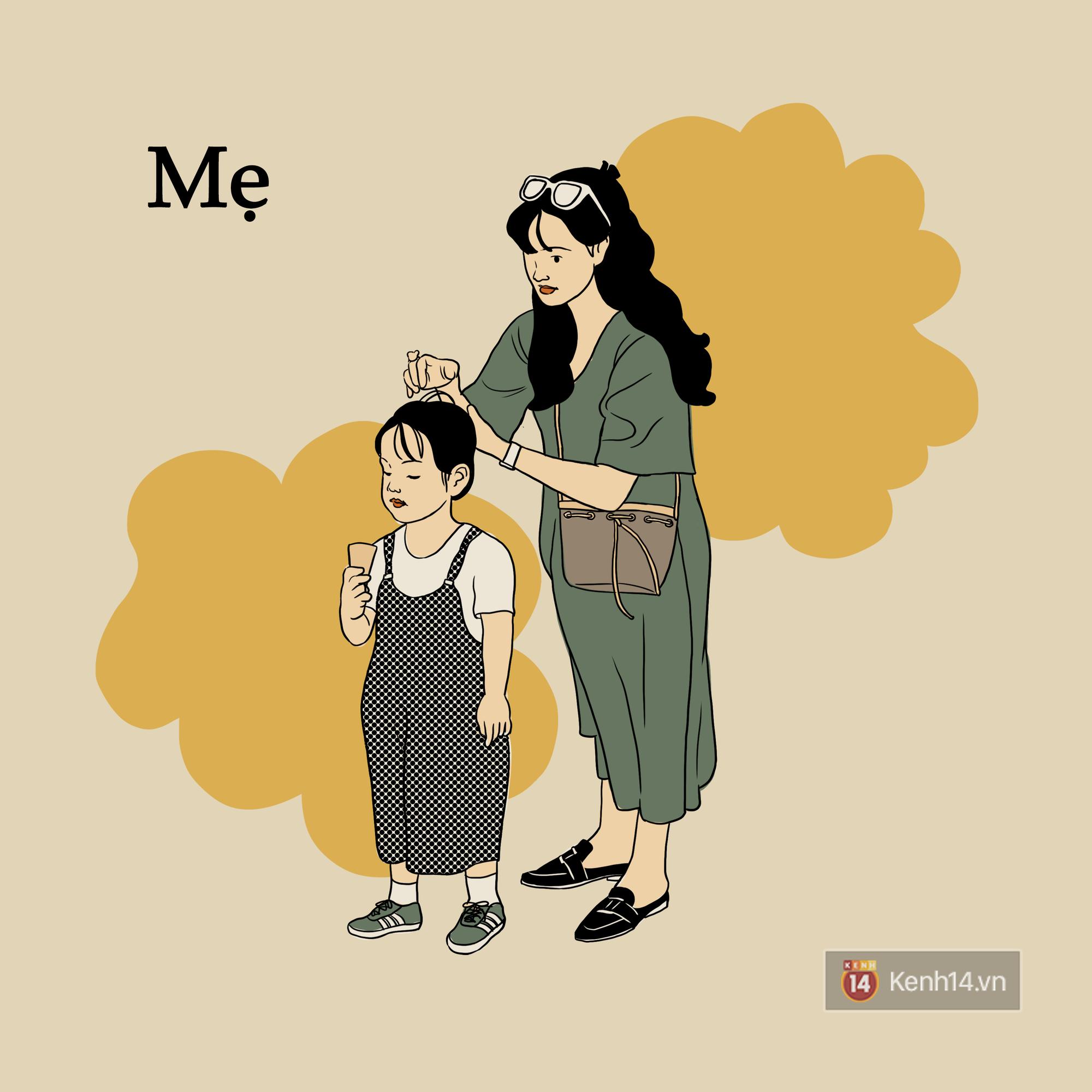 Bộ tranh: Cuộc đời chúng ta luôn có sự xuất hiện của rất nhiều người phụ nữ đặc biệt... - Ảnh 10.