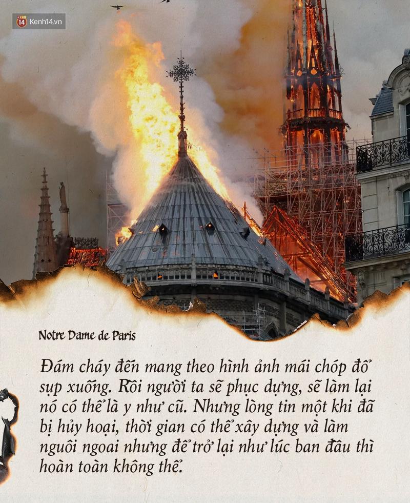 Notre Dame hay câu chuyện về quan điểm cá nhân và quyền phán xét - Ảnh 4.