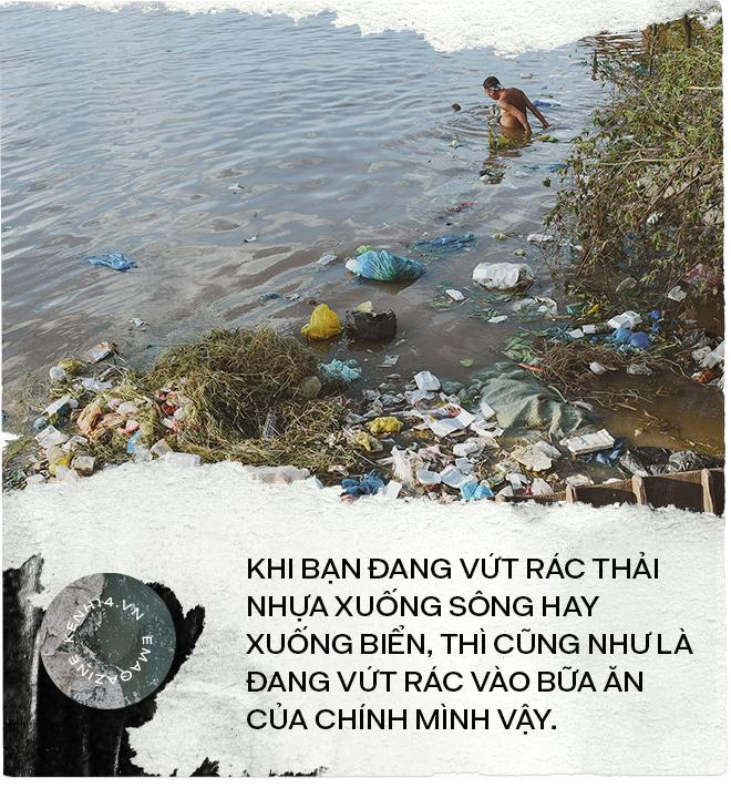 Một ngày của người trẻ Việt thải ra bao nhiêu rác thải nhựa và hành trình đi 7.000km dọc đất nước chụp hơn 3.000 tấm ảnh kinh hoàng về rác - Ảnh 8.