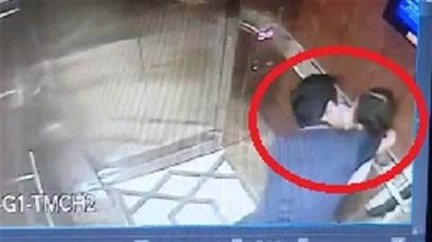 1 tuần nữa hết thời hạn giải quyết tố giác vụ nguyên phó viện trưởng VKS sàm sỡ bé gái trong thang máy - Ảnh 1.