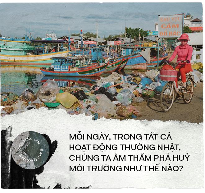 Một ngày của người trẻ Việt thải ra bao nhiêu rác thải nhựa và hành trình đi 7.000km dọc đất nước chụp hơn 3.000 tấm ảnh kinh hoàng về rác - Ảnh 2.