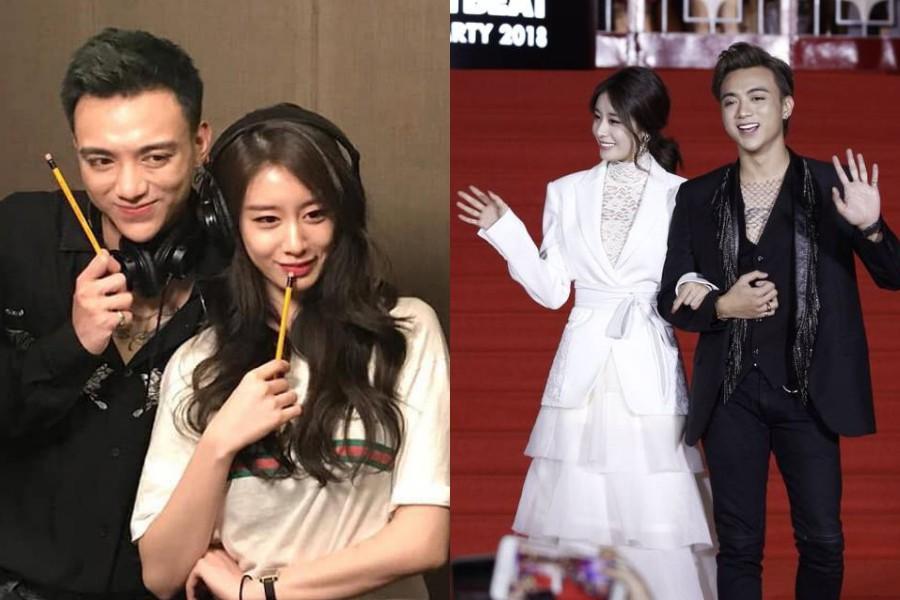 Soobin Hoàng Sơn sánh đôi cùng Jiyeon (T-ara), nhưng chiếc cằm của anh mới là điều đáng chú ý! - Ảnh 7.