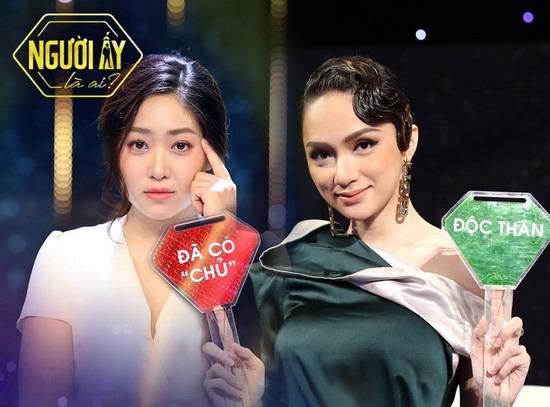 Nữ chính Thùy Linh và cố vấn Hương Giang Idol