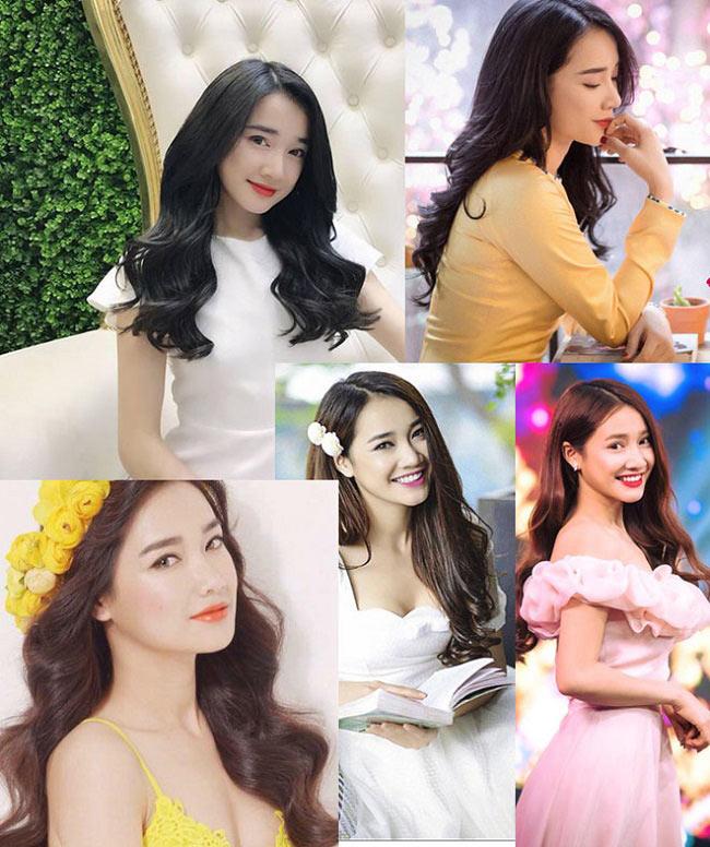 """Nhã Phương, Nam Em cạnh tranh ngôi vị """"nữ thần"""" với kiểu tóc đẹp - 2"""