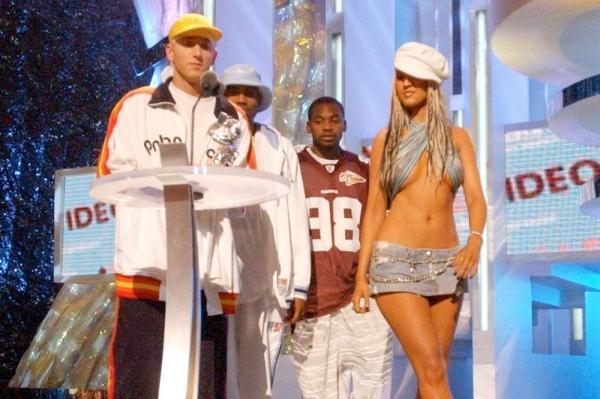 Christina và Eminem