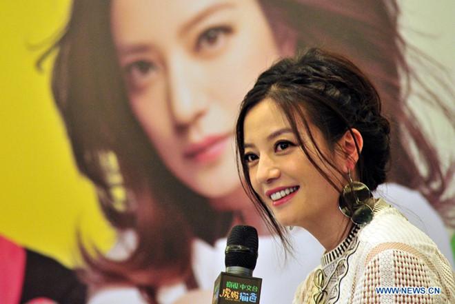 Triệu Vy,Huỳnh Hữu Long, scandal sao