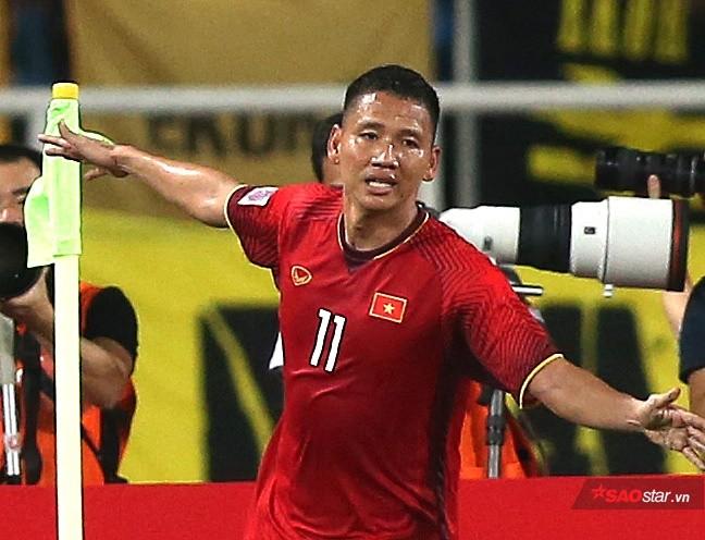 Nguyễn Anh Đức xứng đáng là biểu tượng của bóng đá Việt Nam.