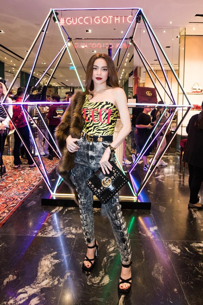 Mọi đôi bạn thân cũ đều hội tụ tại sự kiện Gucci: Kỳ Duyên đụng độ Jolie Nguyễn, Chi Pu tái ngộ Gil Lê - Ảnh 2.