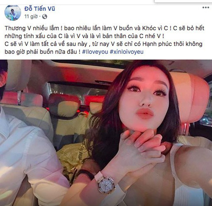 Từ chối Trường Giang, Khánh My hẹn hò yêu đương với nam diễn viên đình đám vì lộ clip giường chiếu Tiến Vũ-10