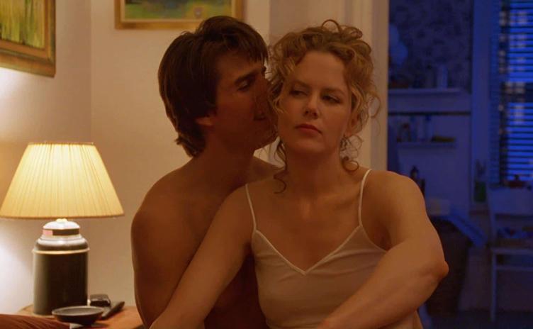 Hai người từng đóng chung trong bộ phim Eyes Wide Shut (1999) với những cảnh phim nóng bỏng, ở đó vẻ đẹp hình thể tuyệt mỹ của Nicole được tận dụng triệt đểtrên mọi khung hình.