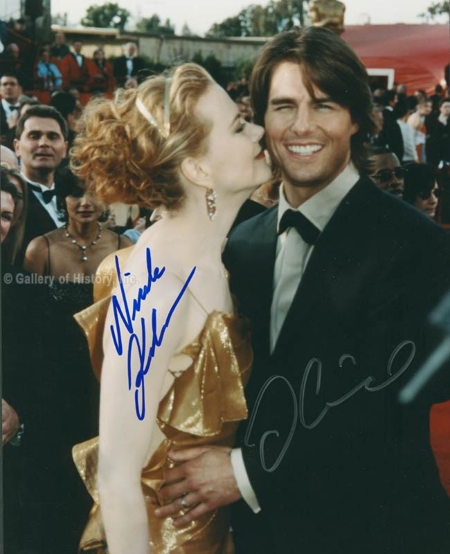Nicole đẹp rực rỡ trong tất cả mọi góc độ, mọi thứ về cô đều khiến cho các nam nhân say đắm, Tom Cruise cũng không phải là ngoại lệ.