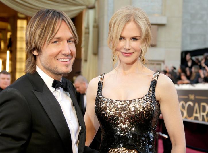 Sau khi trải qua thêm nhiều mối tình ngắn ngủi, Nicole gặp ca sĩ nhạc đồng quê Keith Urban tại một buổi lễ trao giải vào năm 2005.