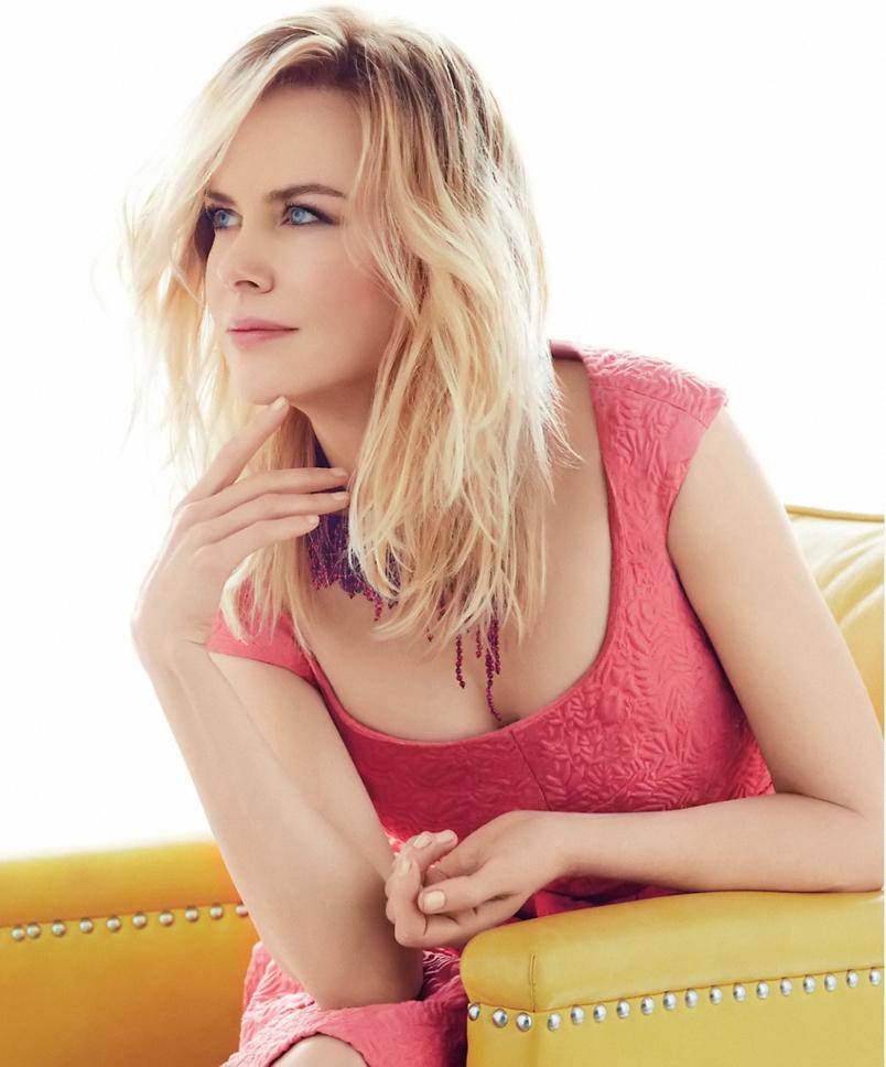 Không nhiều nữ diễn viên trẻ ngày nay may mắn sở hữu được sắc đẹp và nét quyến rũ trời ban như của Nicole Kidman.