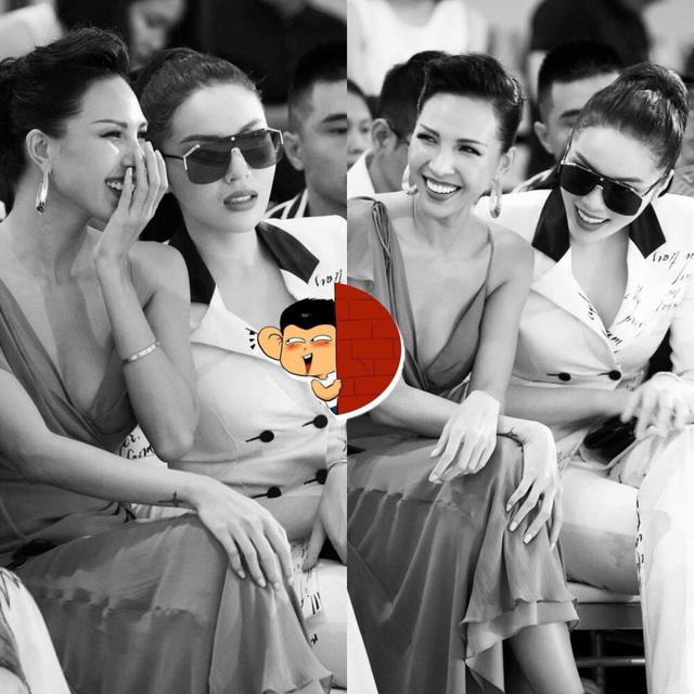Phong cách thời trang của Kỳ Duyên và Minh Triệu khá giống nhau