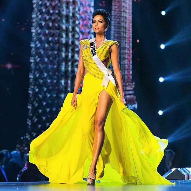 Ngoài vẻ đẹp độc lạ, đây là những yếu tố then chốt giúp HHen Niê làm nên lịch sử với Top 5 Miss Universe 2018 - Ảnh 13.