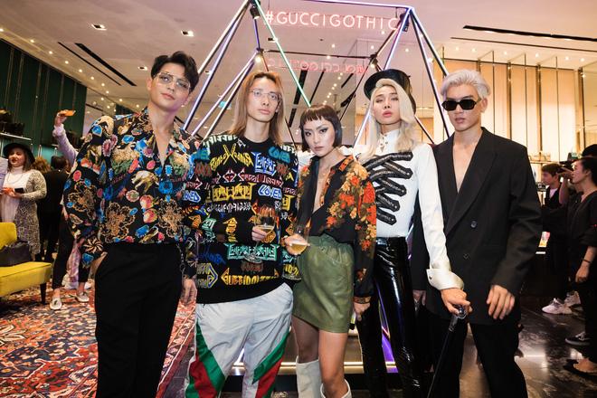Mọi đôi bạn thân cũ đều hội tụ tại sự kiện Gucci: Kỳ Duyên đụng độ Jolie Nguyễn, Chi Pu tái ngộ Gil Lê - Ảnh 15.