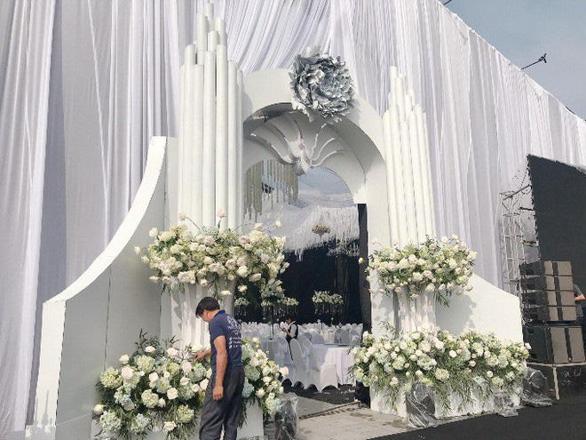 Đám cưới khủng, đám cưới xa hoa bậc nhất năm 2018, Đám cưới tiền tỷ