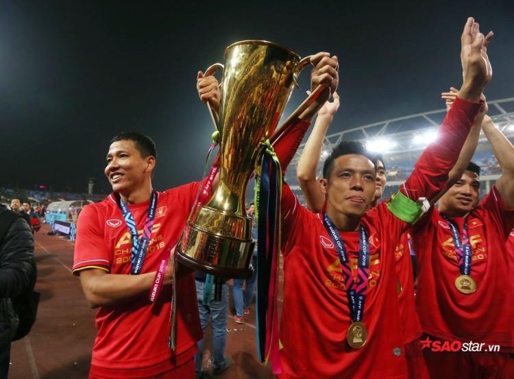 AFF Cup 2018 là đỉnh cao trong sự nghiệp của Anh Đức.