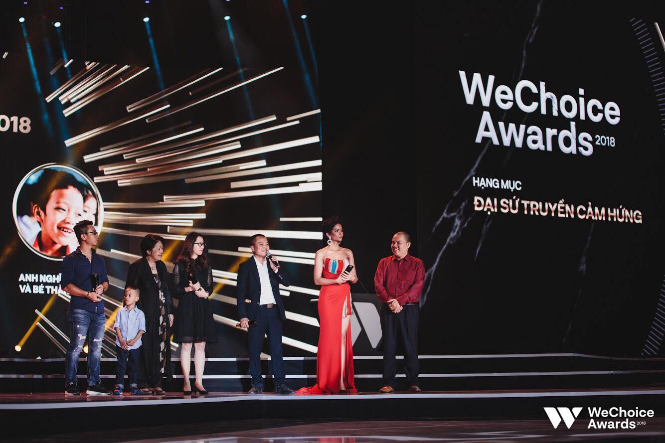 Phép màu xuất hiện sau đêm Gala WeChoice Awards 2018: Những cuộc gọi đăng ký hiến tạng, những nhà hảo tâm hẹn nhau xây trường! - Ảnh 3.