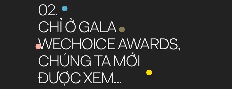 WeChoice Awards: Hành trình đẹp đẽ từ những giấc mơ - Ảnh 5.