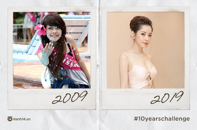 Chơi #10yearschallenge với mỹ nữ Việt: Năm này không giống năm xưa, ai rồi cũng khác đúng không cả nhà? - Ảnh 15.