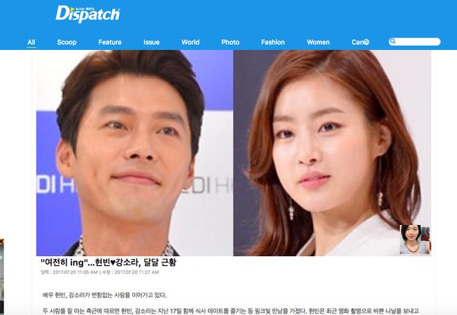 Chuyện như đùa: Sáng lộ ảnh với Son Ye Jin, chiều Hyun Bin bị Dispatch tung tin hẹn hò với tình cũ Kang Sora? - Ảnh 3.