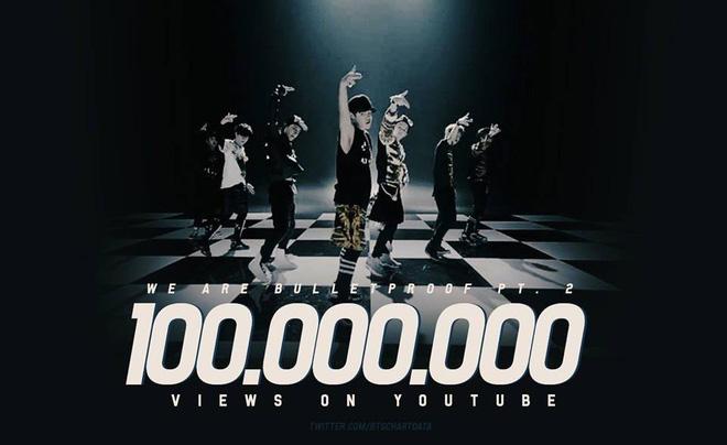 """Sau nhiều năm """"trị vì"""", Big Bang đã mất ngôi vị """"ông hoàng YouTube mọi thời đại"""" vào tay nhóm nhạc này - Ảnh 1."""