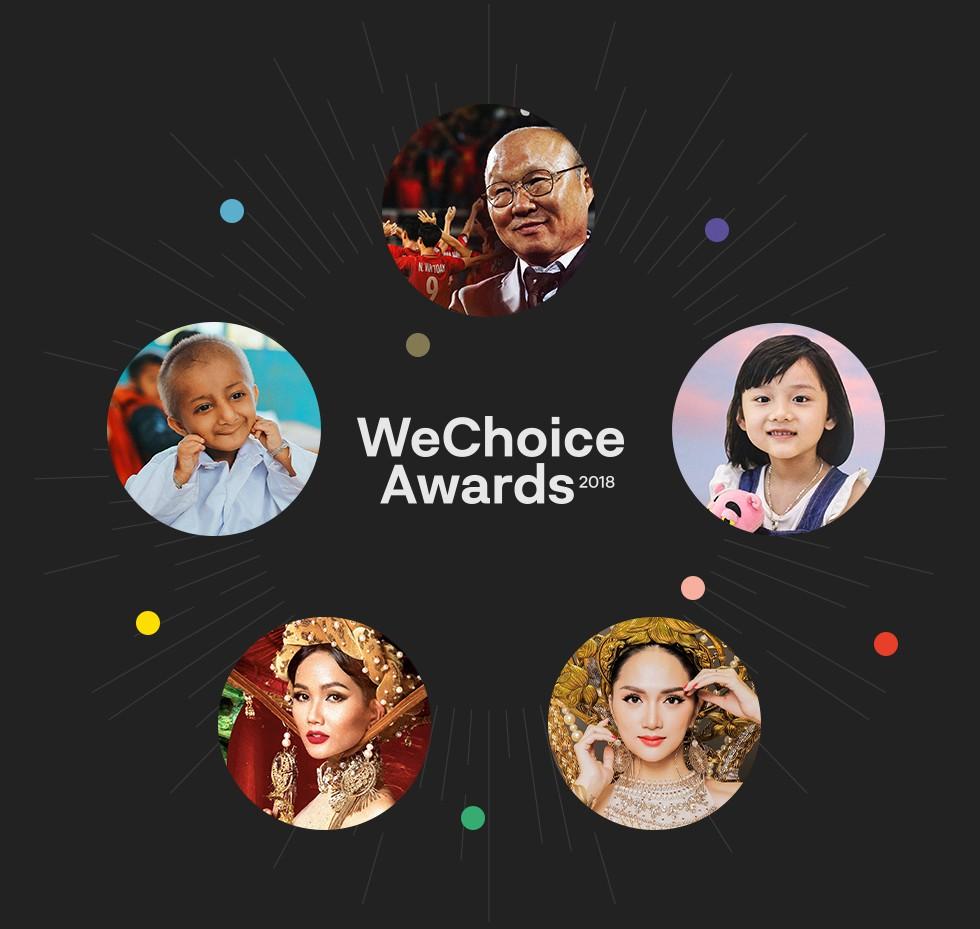 WeChoice Awards: Hành trình đẹp đẽ từ những giấc mơ - Ảnh 17.