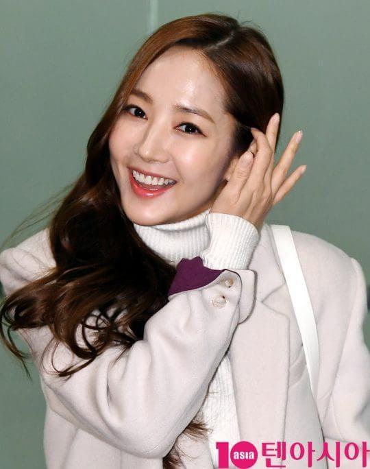 Người hâm mộ luôn ủng hộ Min Young.