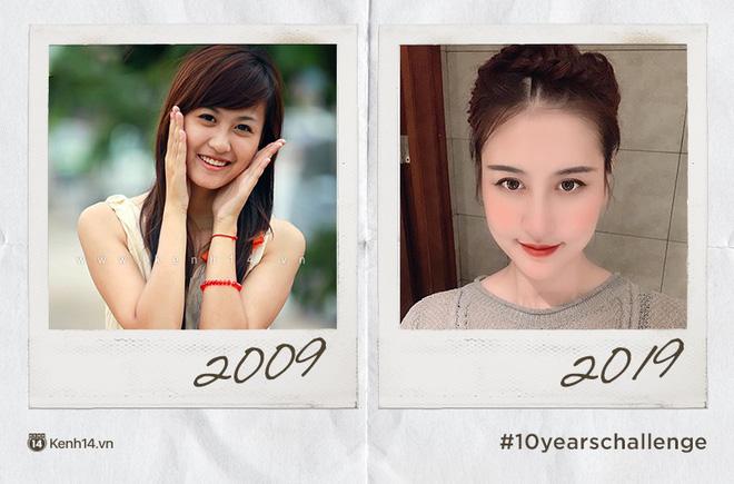 Chơi #10yearschallenge với mỹ nữ Việt: Năm này không giống năm xưa, ai rồi cũng khác đúng không cả nhà? - Ảnh 17.