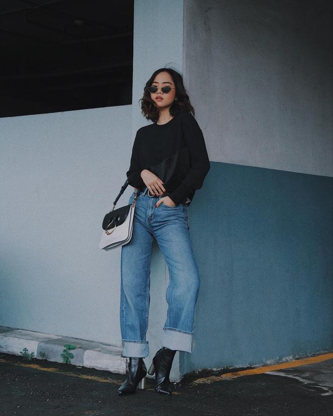 Đây là 4 mẫu jeans đang được các sao nữ Việt lăng xê nhiệt tình, các nàng rất nên cập nhật ngay cho tủ đồ - Ảnh 2.