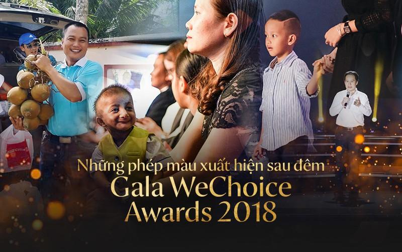 Phép màu xuất hiện sau đêm Gala WeChoice Awards 2018: Những cuộc gọi đăng ký hiến tạng, những nhà hảo tâm hẹn nhau xây trường! - Ảnh 1.