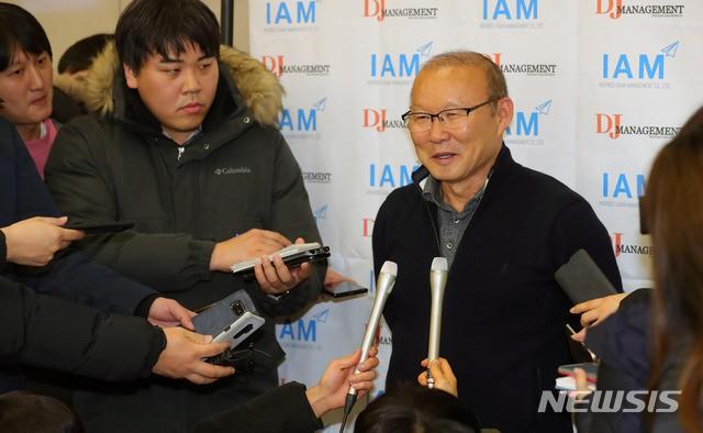 HLV Park Hang-seo: Tôi đã mệt mỏi và thực sự muốn được về bên gia đình - Ảnh 1.