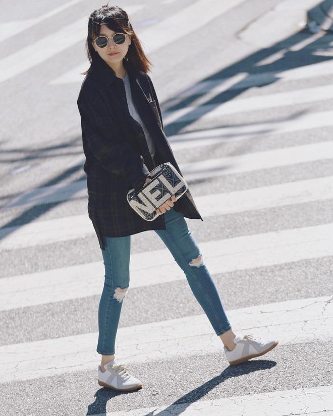 Đây là 4 mẫu jeans đang được các sao nữ Việt lăng xê nhiệt tình, các nàng rất nên cập nhật ngay cho tủ đồ - Ảnh 8.