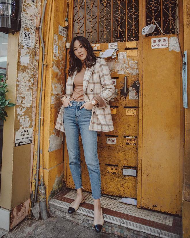 Đây là 4 mẫu jeans đang được các sao nữ Việt lăng xê nhiệt tình, các nàng rất nên cập nhật ngay cho tủ đồ - Ảnh 4.