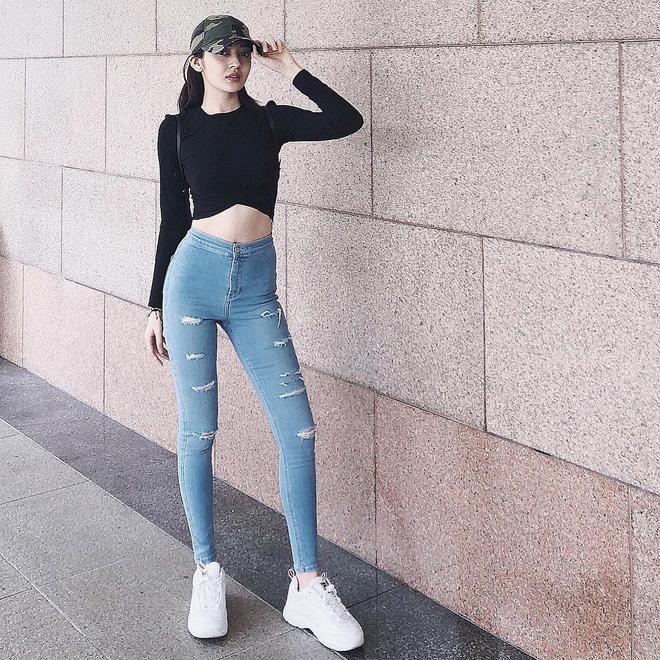 Đây là 4 mẫu jeans đang được các sao nữ Việt lăng xê nhiệt tình, các nàng rất nên cập nhật ngay cho tủ đồ - Ảnh 5.